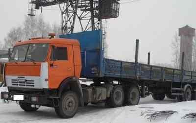 Камаз - Оренбург, заказать или взять в аренду