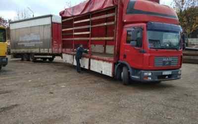 Аренда грузовика MAN с прицепом - Оренбург, заказать или взять в аренду