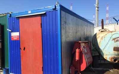 Аренда контейнеров, холодный склад - Оренбург, заказать или взять в аренду
