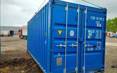 Аренда Контейнера 20 фут и 40 фут Складское помеще - Оренбург, заказать или взять в аренду