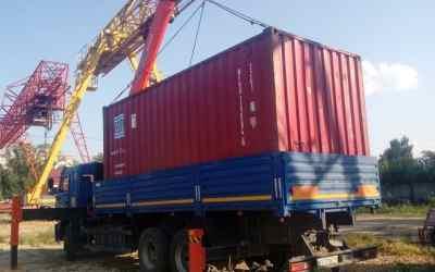 Аренда контейнера 20 футов - Оренбург, заказать или взять в аренду
