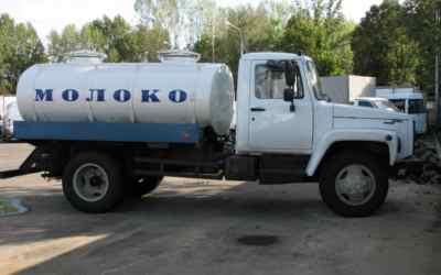 ГАЗ-3309 Молоковоз - Оренбург, заказать или взять в аренду