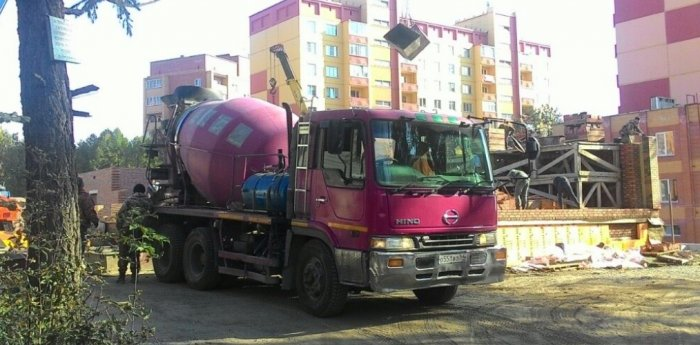 заказать миксер с бетоном в оренбурге