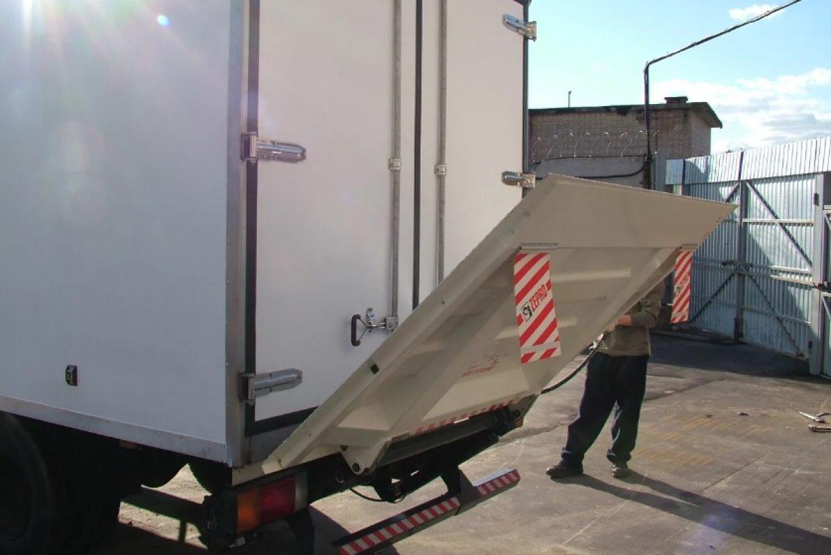 Грузоперевозки. Автомобиль ISUZU с гидробортом - Бугуруслан, заказать или взять в аренду