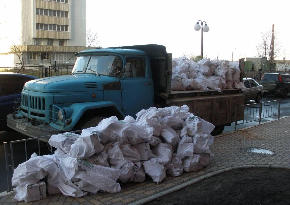 Как производится срочный вывоз мусора