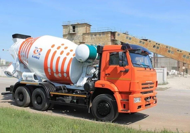 Заказать миксер с бетоном в оренбурге состав цементного раствора пола